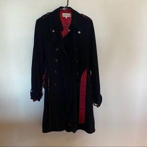 Trovata Wool Trench Coat